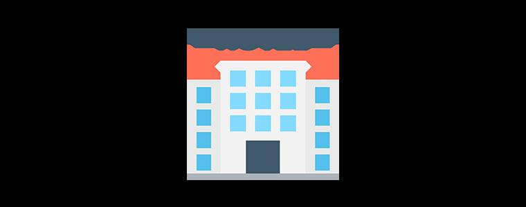 Sistemazione in hotel