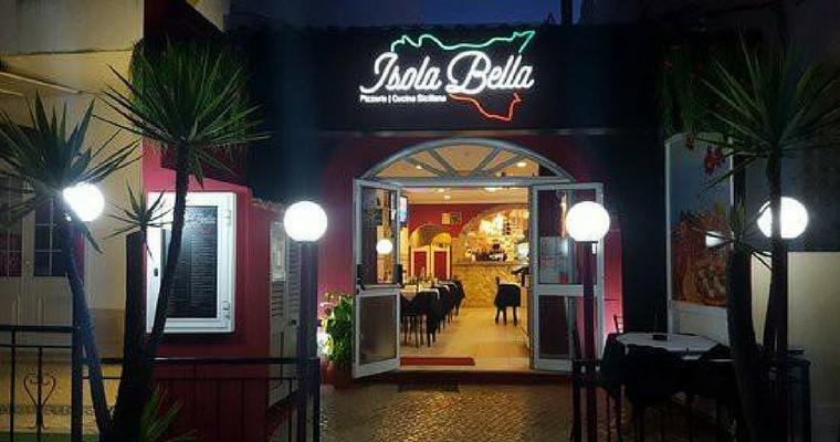Isola Bella: il migliore ristorante italiano in Algarve